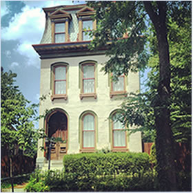 Lafayette Square Homes for Sale in St. Louis